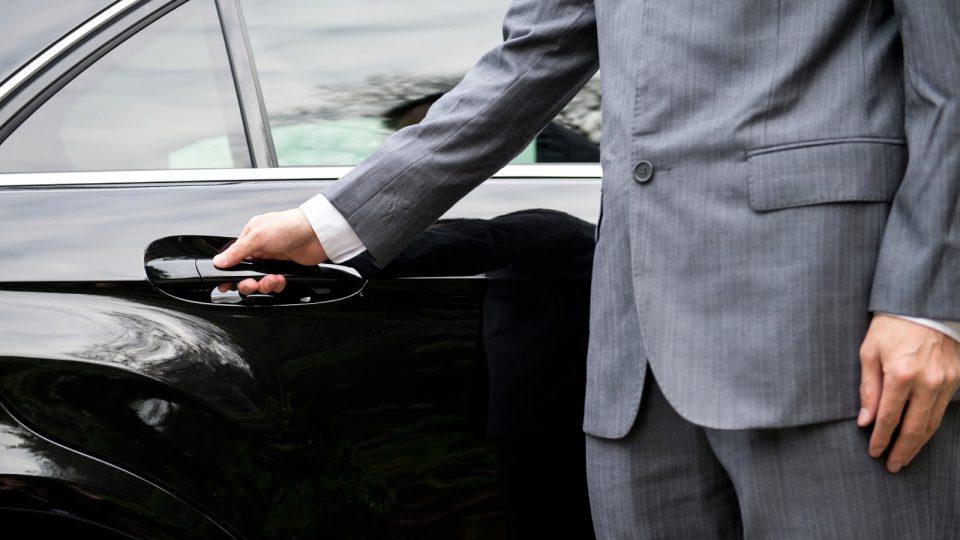 Chauffeur Driven Car London