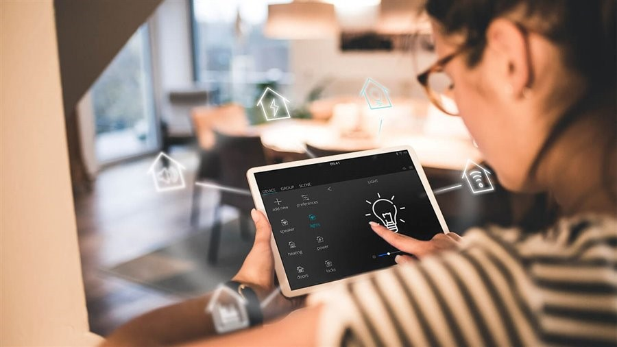 smart technologies home remodeling
