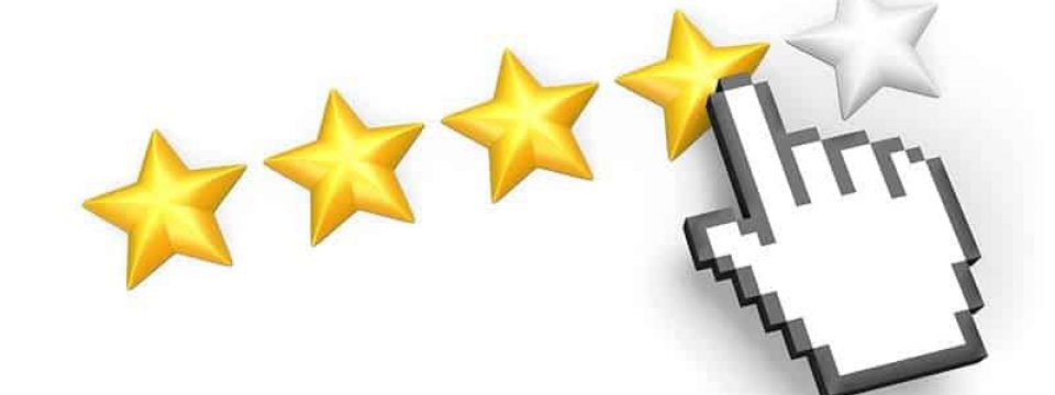 online reviews for online businesses