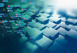 blockchain mobile app sector