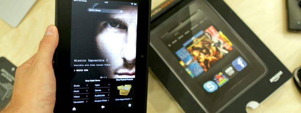 how to reset a kindle fire