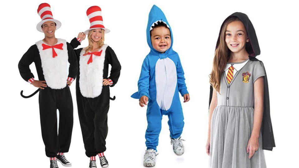 reuse halloween costumes