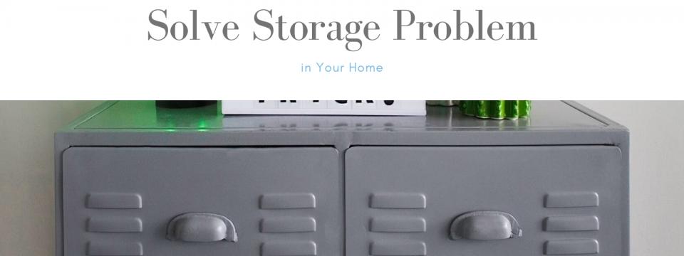 storage problem home