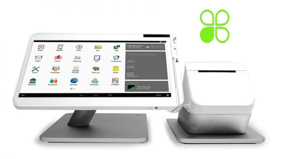 clover-POS-software