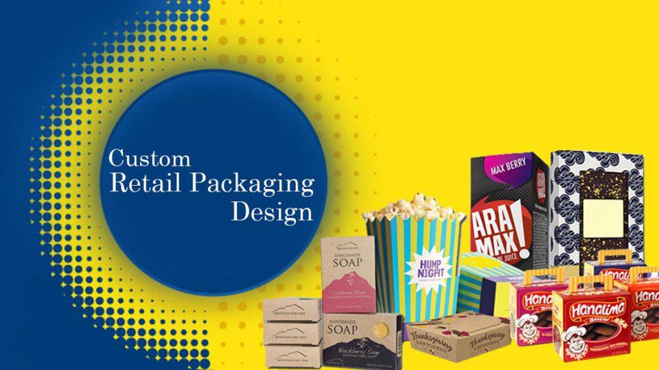 retail packaging design
