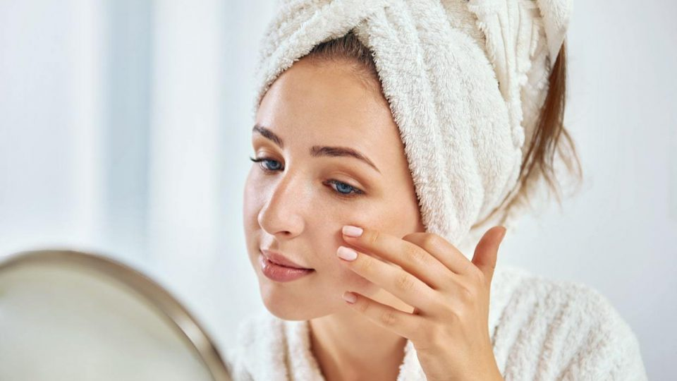 right skincare products
